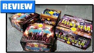 Pesta Kembang Api 17 Agustus. Review Dan Test Firework Cake