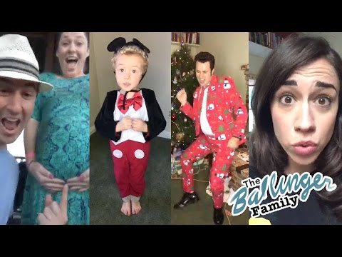Ballinger Family Musical.ly Compilation!
