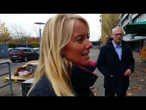 Pernille Vermund besøger Vollsmose