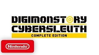 Digimon Story Cyber Sleuth: Complete Edition - Launch Trailer - Nintendo Switch