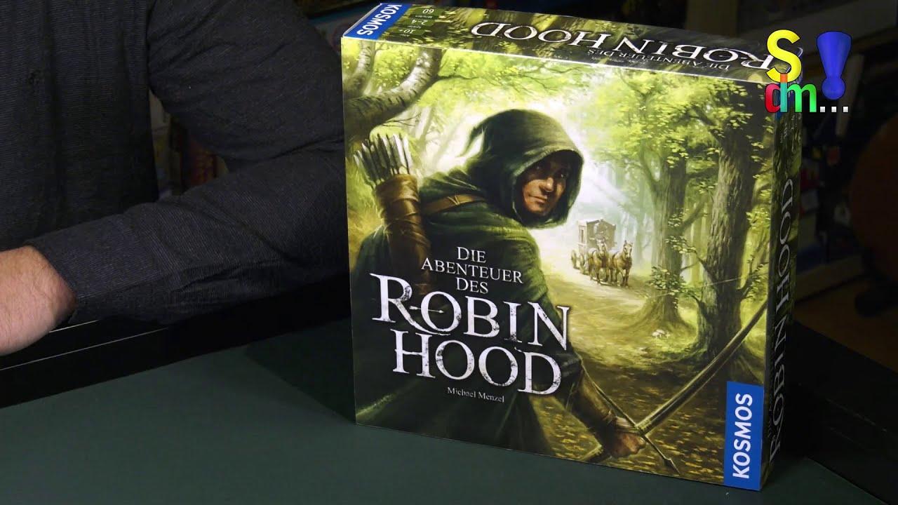Hintergrund Interview - Die Abenteuer des Robin Hood - Neuheit - Michael Menzel - Spiel doch mal...!