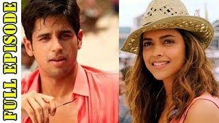 Planet Bollywood News - Deepika Padukone Plans A Long Vacation, Sidharth Malhotra's Link-up Rumours Creates A Buzz & More