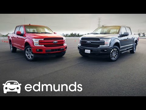 Diesel or Gas? Power Stroke F- Faces Off Against Ecoboost | Edmunds