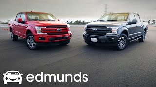 Diesel or Gas? Power Stroke F-150 Faces Off Against Ecoboost