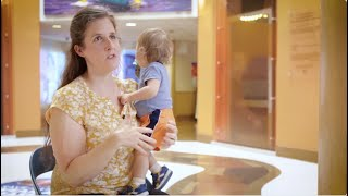 Mother Relies on Patient Education/Training During Her Son's Feeding Tube (G-Tube) Emergency