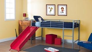 Junior Loft with Slide