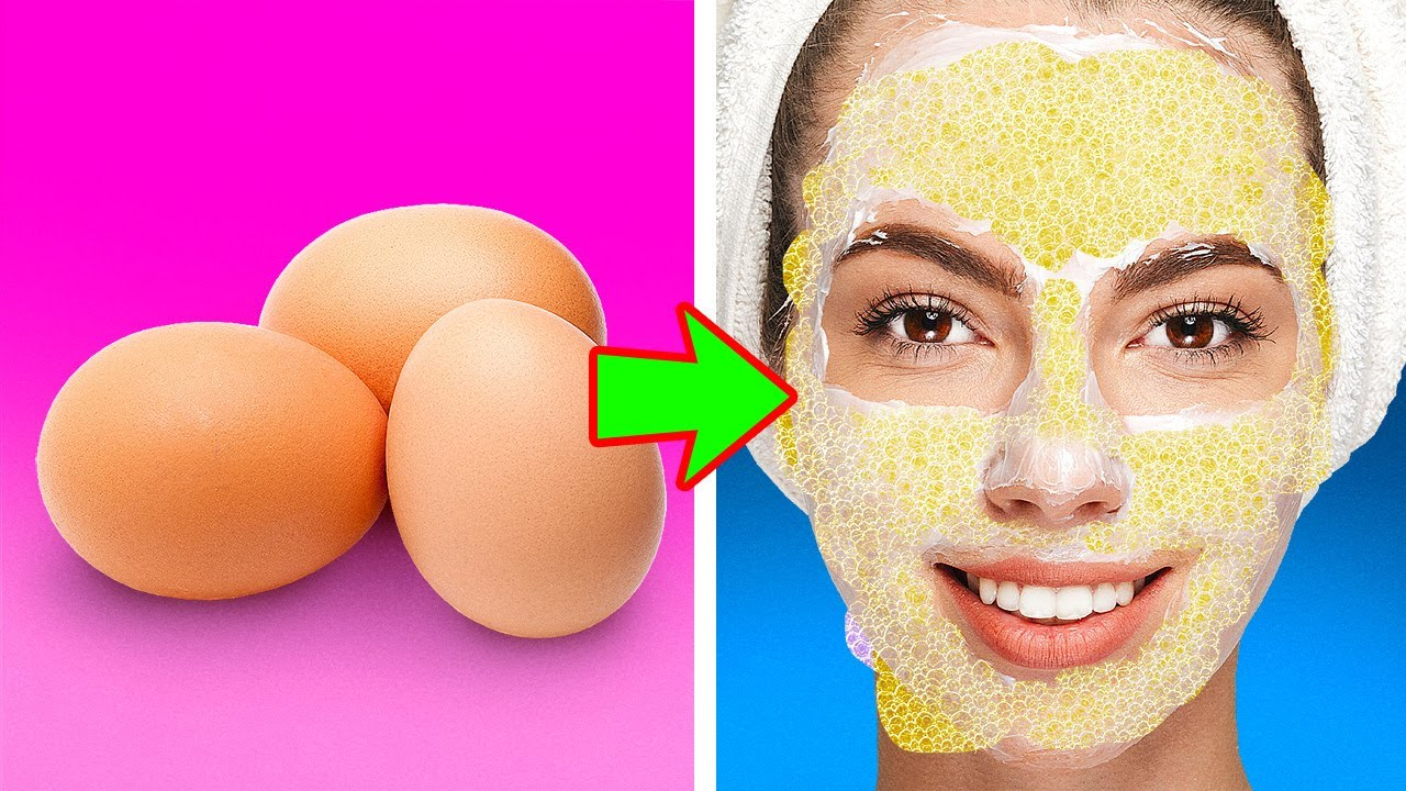20 BEAUTY MASKS TO MAKE YOUR SKIN PERFECT