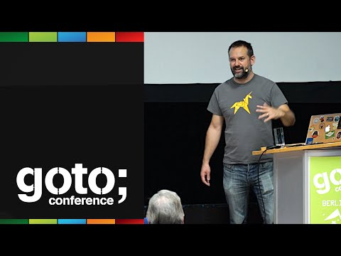 GOTO 2015 • Why Scaling Agile Doesn't Work • Jez Humble
