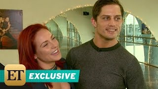 EXCLUSIVE: 'Dancing With the Stars' Hottie Bonner Bolton on What He's Looking For in a Girlfriend