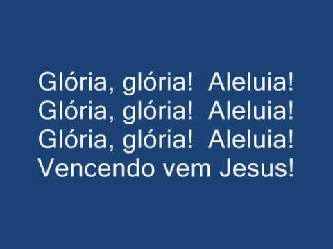Hino 112  - Vencendo vem Jesus