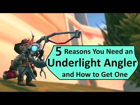 5 Reasons You Need an Underlight Angler and How to Get One