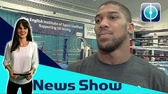 Nach Dopingskandal: Neuer Gegner für Boxstar Anthony Joshua