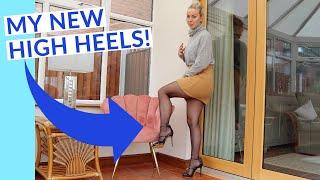 I GOT NEW SHOES!