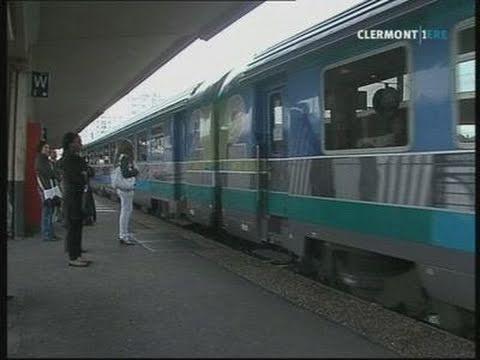 SNCF : La Ligne Clermont-Paris Critiquée