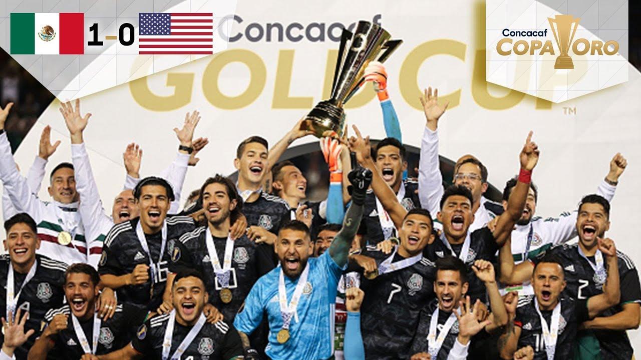 Download México con campeonato de Oro   México 1 - 0 Estado Unidos   Televisa Deportes