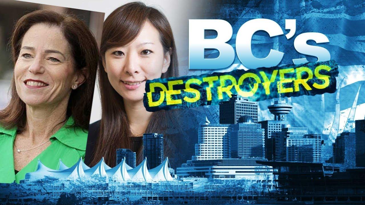 BC NDP latest cabinet picks bring record of failure, radical views ...