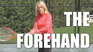 Tracy Austin - The Forehand