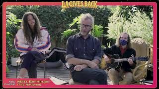 Matt Berninger - Silver Springs (Live from LA Gives Back Telethon)