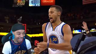 FlightReacts Stephen Curry's Best Plays Of The Decade!