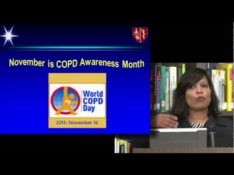 Stanford's Dr. Daya Upadhyay Discusses Living Better with COPD