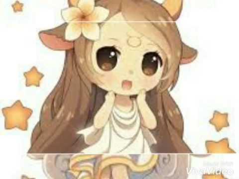 12 cung hoàng đạo khi là anime chibi ♥♥♥♥