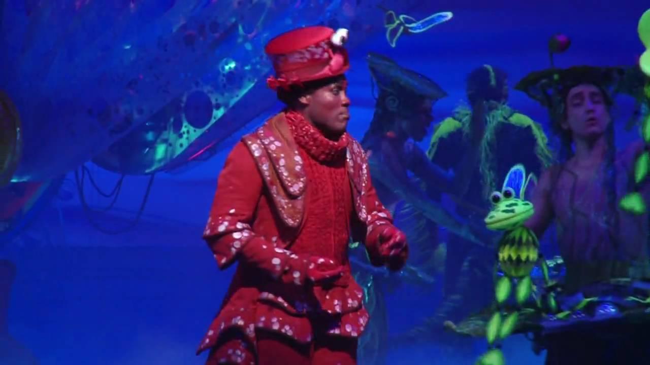 Rogelio Douglas Jr. is Sebastian in THE LITTLE MERMAID on Broadway - YouTube  sc 1 st  YouTube & Rogelio Douglas Jr. is Sebastian in THE LITTLE MERMAID on Broadway ...