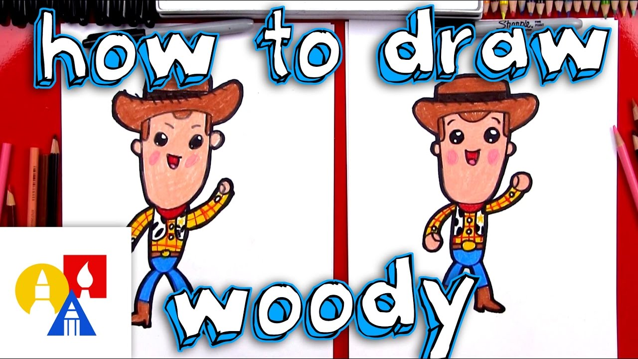 Uncategorized How To Draw Woody From Toy Story how to draw cartoon woody from toy story youtube