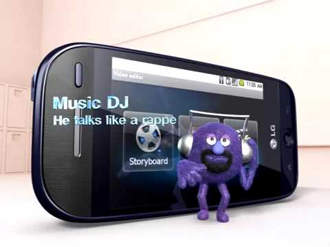 LG GW620 - Video Introduction
