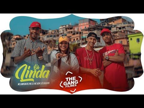 MC Luan Da BS, MC CJ,  MC Hzim e Jô Siqueira - Ôh linda (Clipe Oficial) DJ 2W