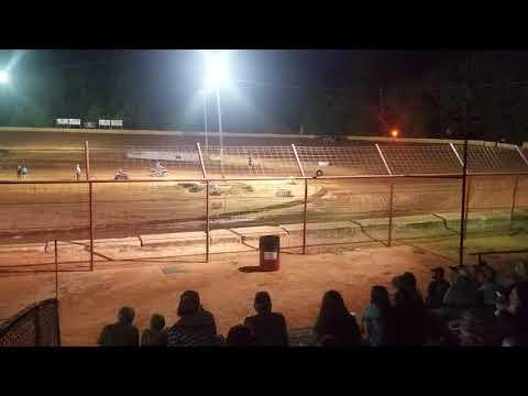 Heat Race 5/27/19 Memorial Day Shootout Flomaton Speedway, In Flomaton, Al(8)
