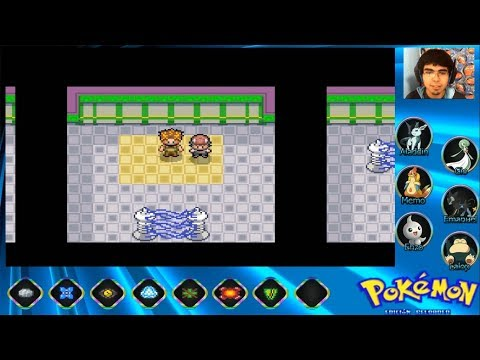 Pokemon Reloaded | Cap 50 - Octavo Gimnasio Pokemon - Lider