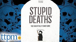 Stupid Deaths from University Games
