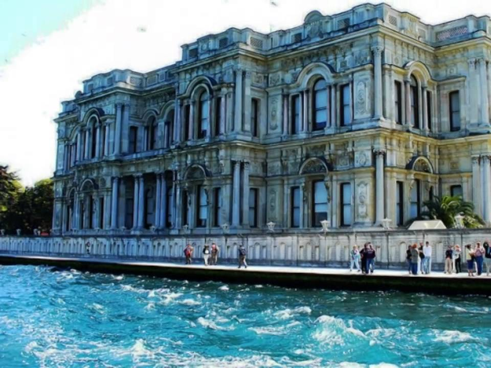 Beylerbeyi Palace Historical Places in Istanbul - YouTube