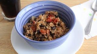 Vegan Rice Perlow Recipe - Pelau - Perlo - Day 9 Southern Queen Of Vegan Cuisine Project