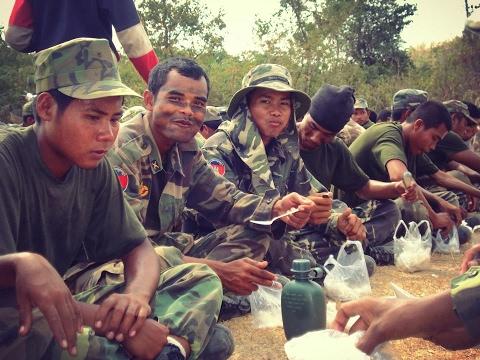 Cambodia-Indonesia Krang Chek 2009-2010 (Promo 9)