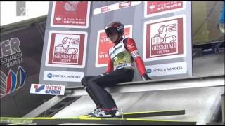 Takanobu Okabe JPN - The oldest current ski jumper