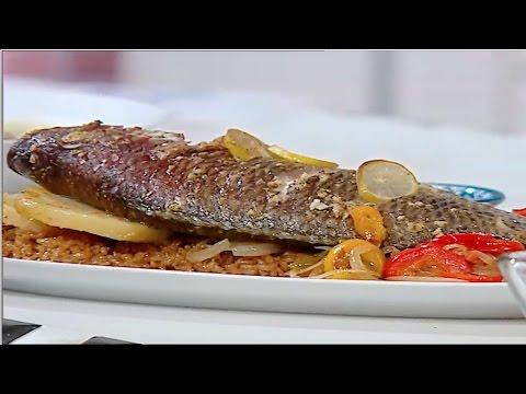 صينيه سمك سنجاري بالبطاطس-شوربه سي فوود | حلقه كاملة  #هيك_نطبخ #فوود
