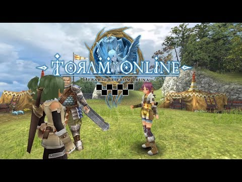 Toram Online Gameplay  Android/iSO