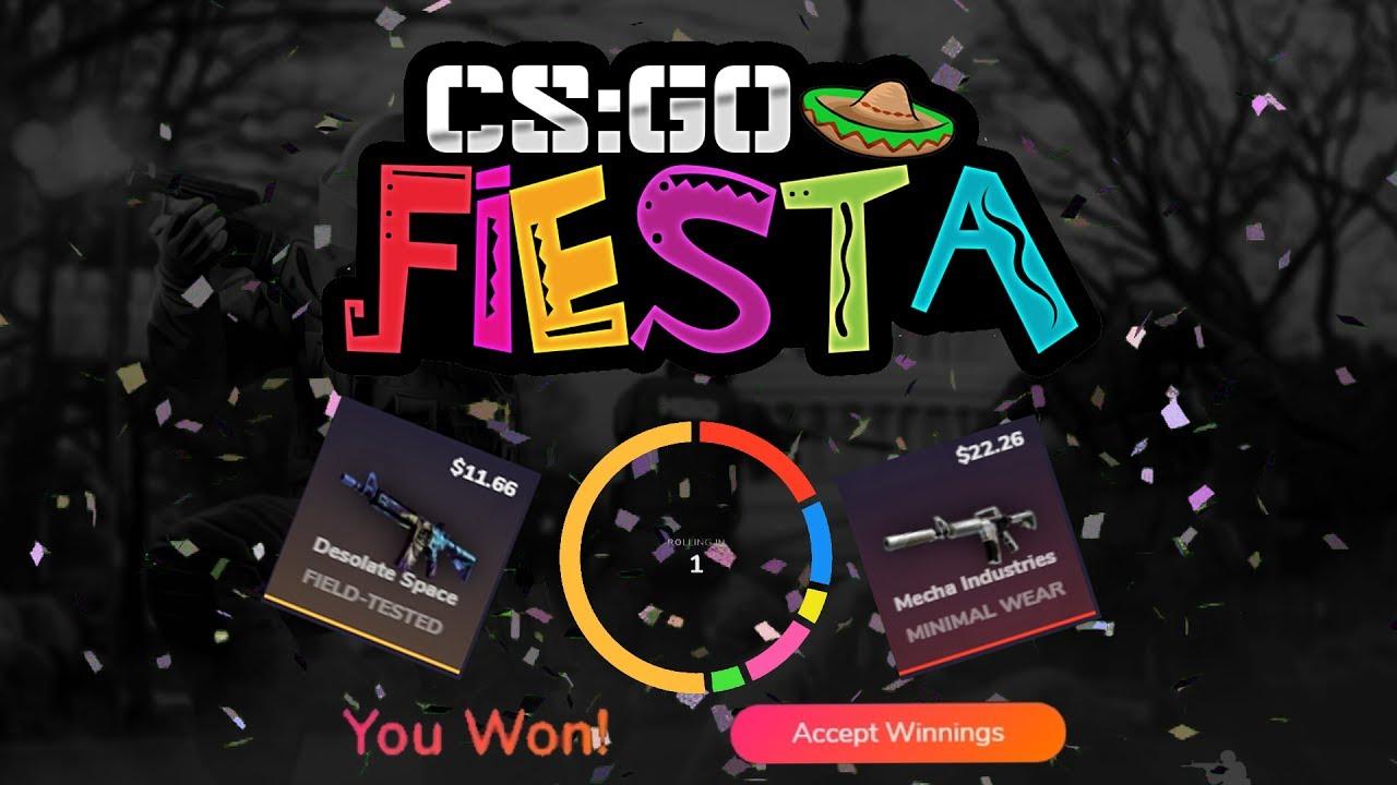 Cs Go Fiesta