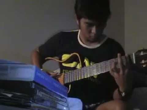 Tegar - Acoustic guitar version Travel Video