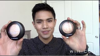 MAC Mineralize Skinfinish Review   Soft & Gentle + Lightscapade