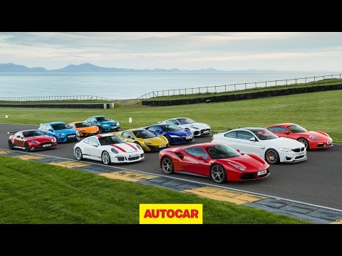 The Best Sports Cars Tested | Britain