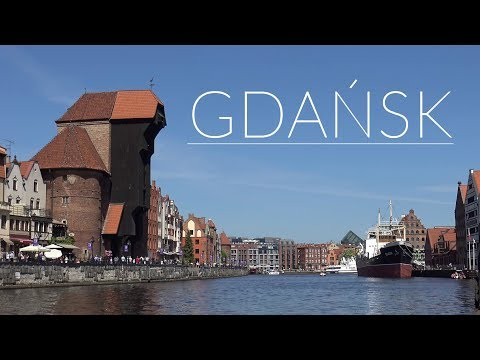 Welcome to GDAŃSK // The City of Freedom