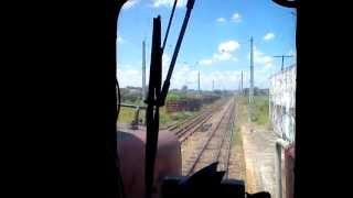 Trem x87,c30 lider,sd 70 comandada e ac 44 rebocada!