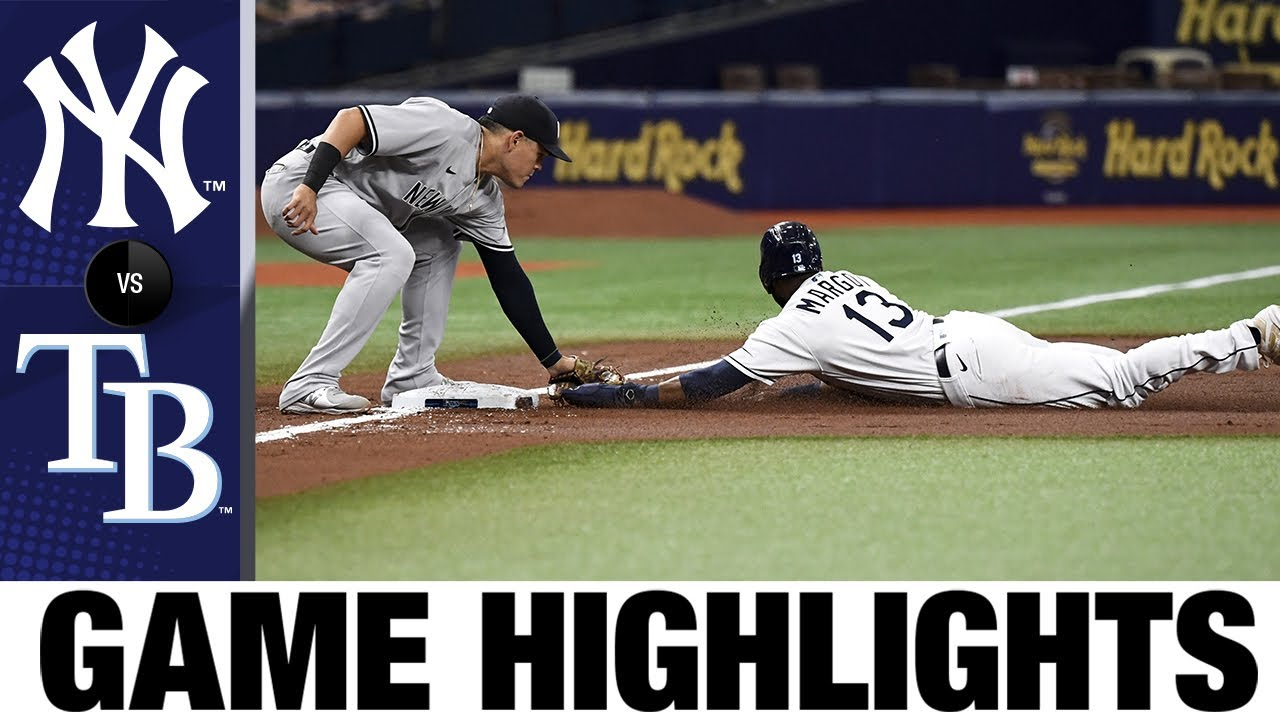 Download Yankees vs. Rays Game Highlights (7/27/21) | MLB Highlights