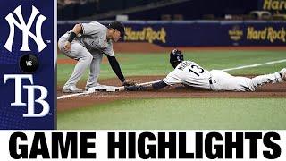 Yankees vs. Rays Game Highlights (7/27/21)   MLB Highlights Thumb