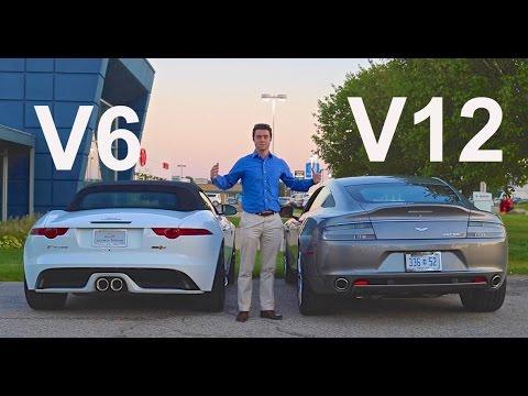Does a V12 Sound Twice As Good As A V6?