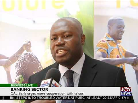Banking Sector - Business Live on Joy News (16-5-17)