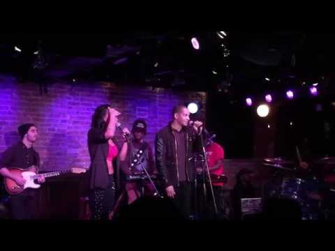 Amina Buddafly & Peter Gunz - Never Gonna Be Alone