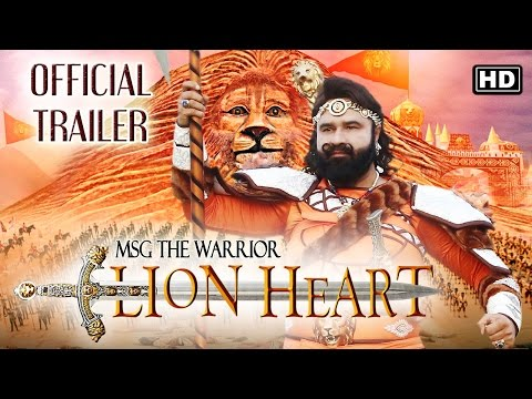 MSG The Warrior -  ''LION HEART'' ...